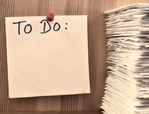 Handige tips om je dag productief door te komen